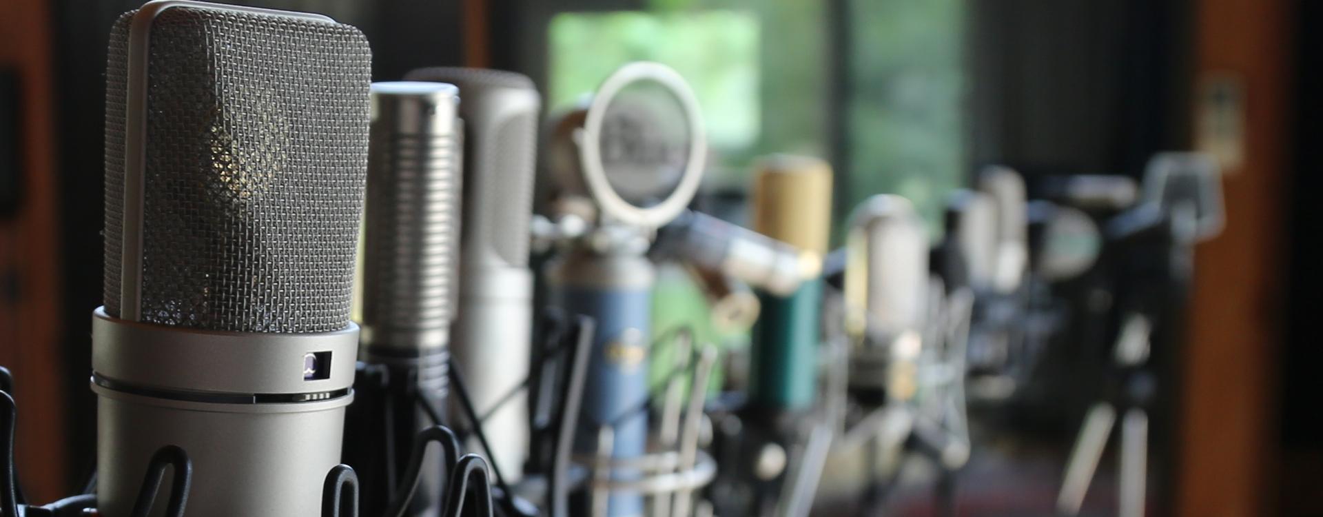 Exceptional acoustics & quality studio recording