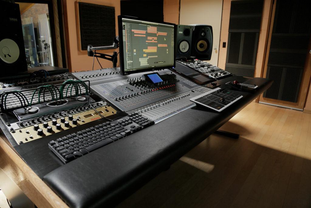 Melbourne Recording Studio